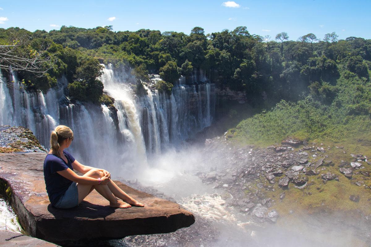 Amazing things to see and do in Angola - Kalandula Falls