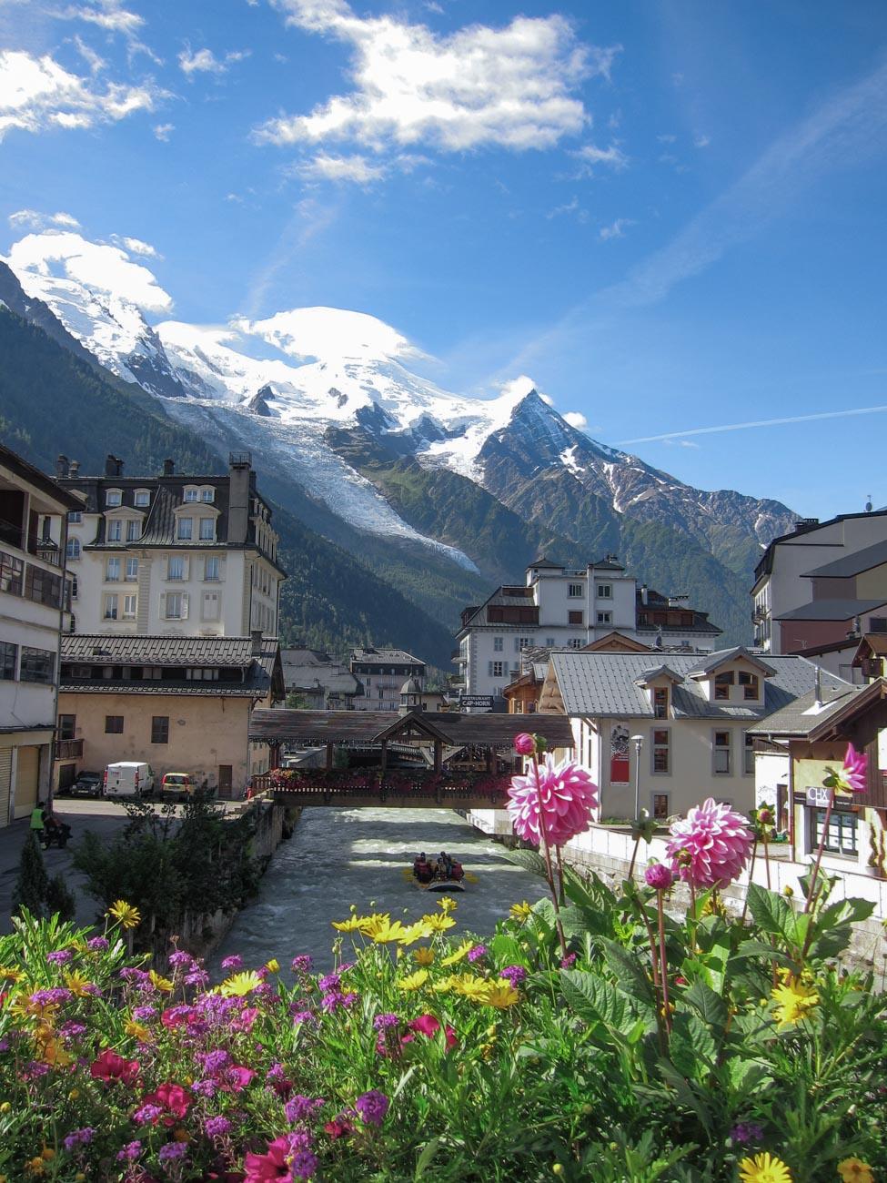 Beautiful Chamonix - France