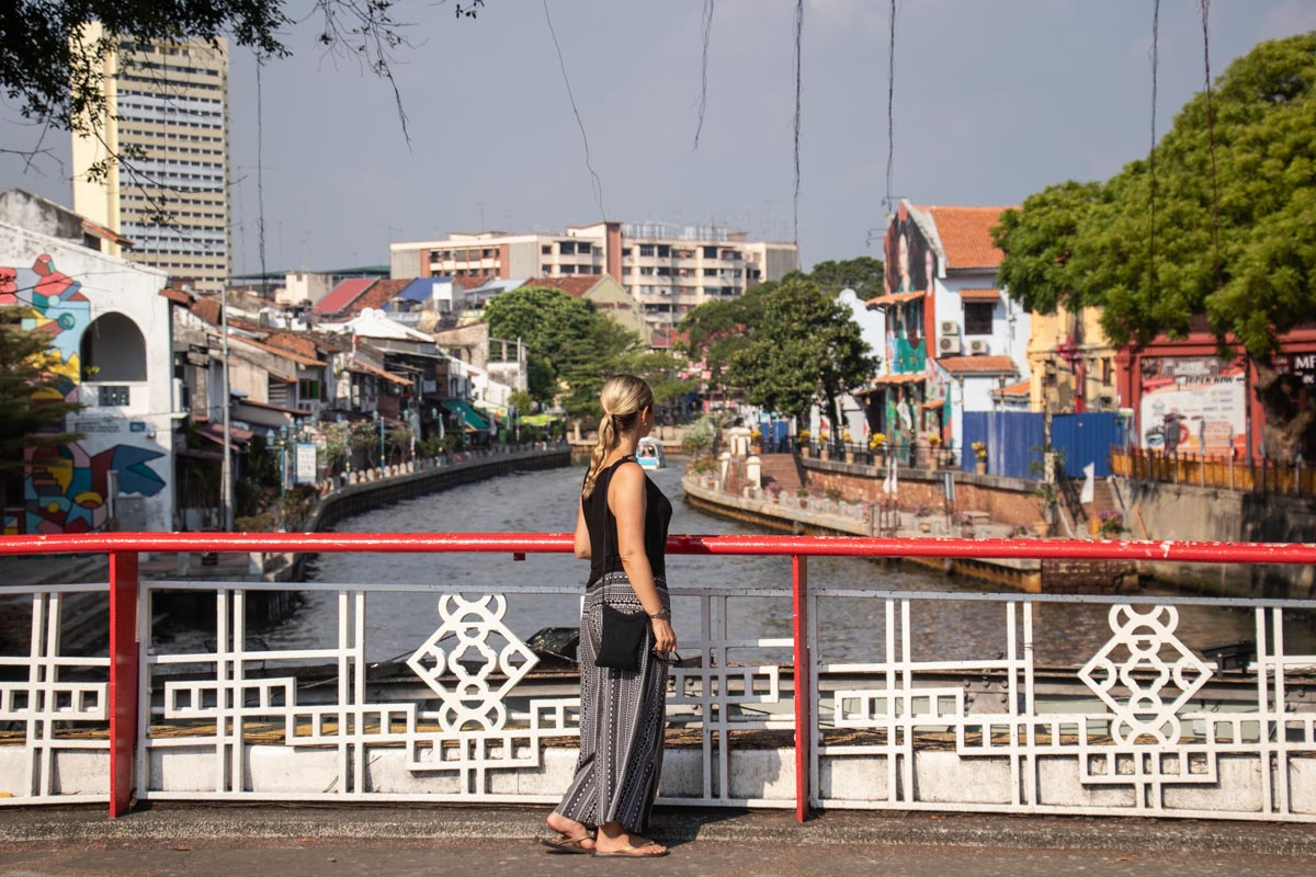 Melaka - Must-see places in Peninsular Malaysia