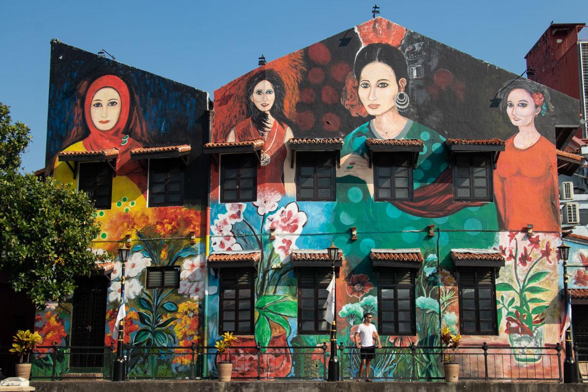 Melaka Mural