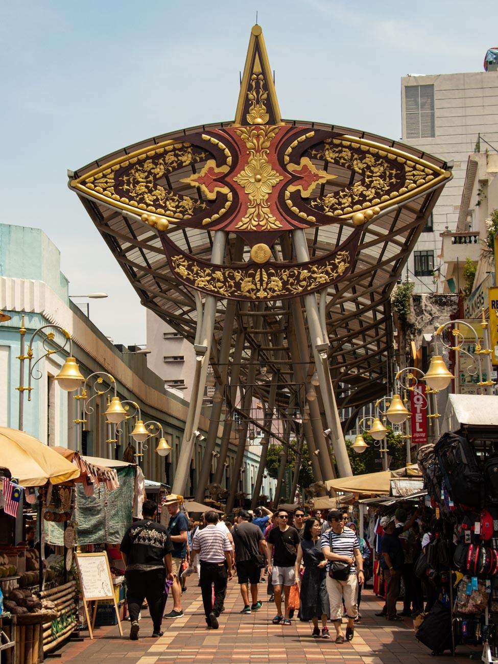 Central Market - Kuala Lumpur