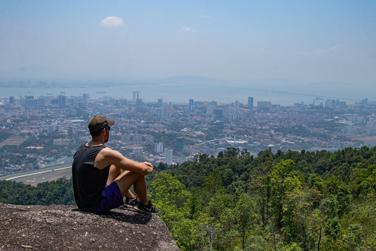 Views from Penang Hill - Places you must see in Malaysia