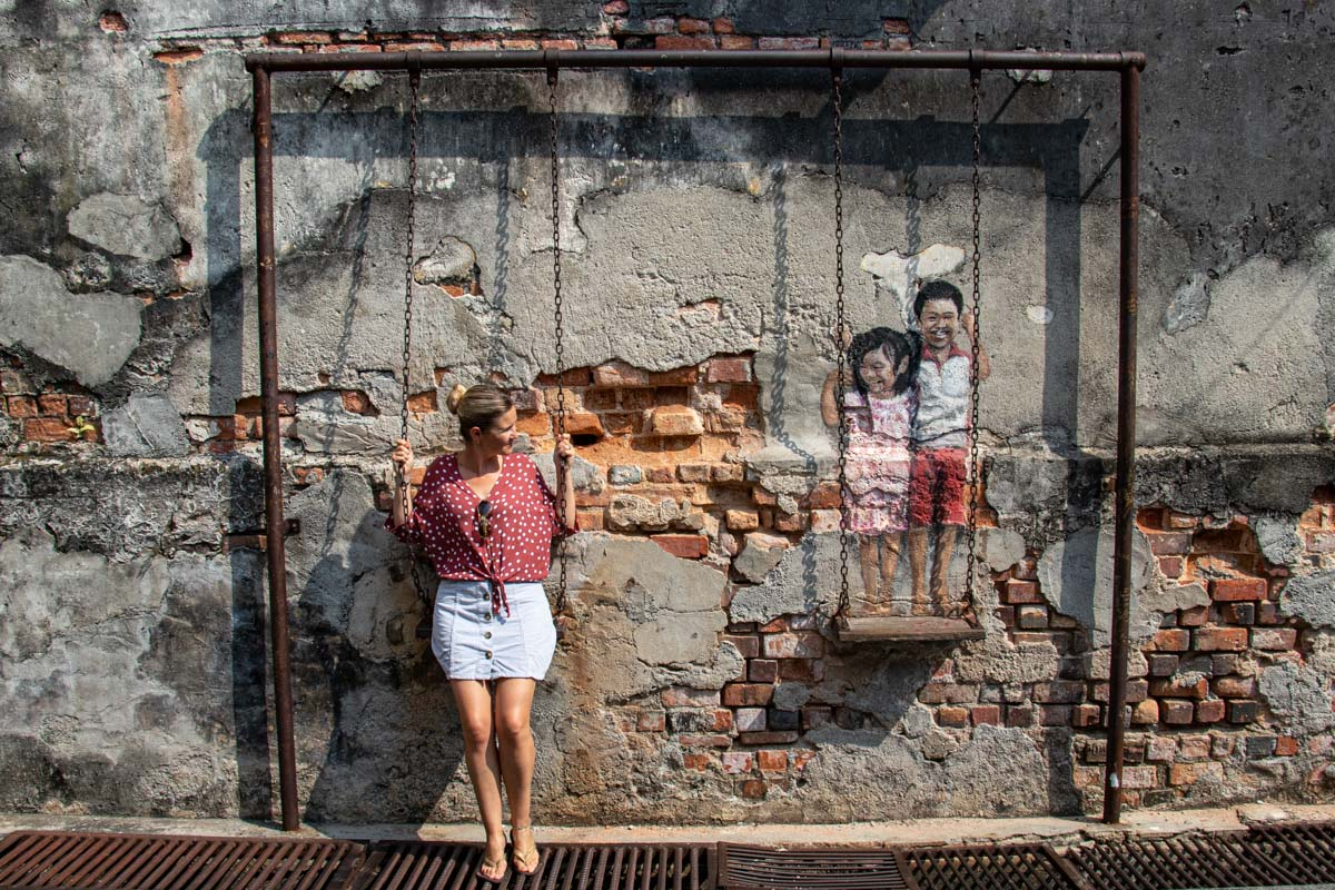 The Penang Art Trail - Places you must see in Peninsular Malaysia