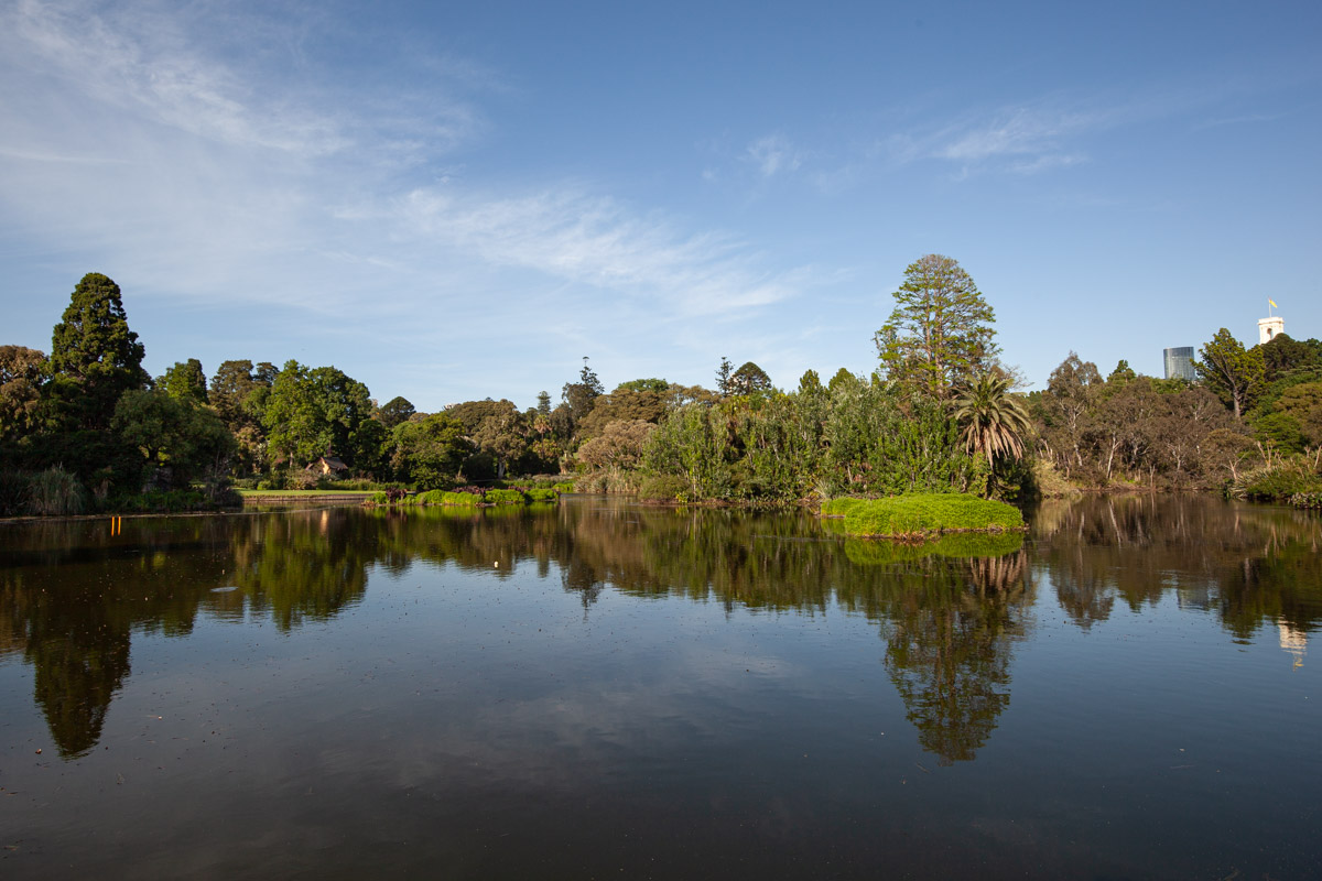 The Royal Botanic Gardens Melbourne - Our favourite parks of inner city Melbourne