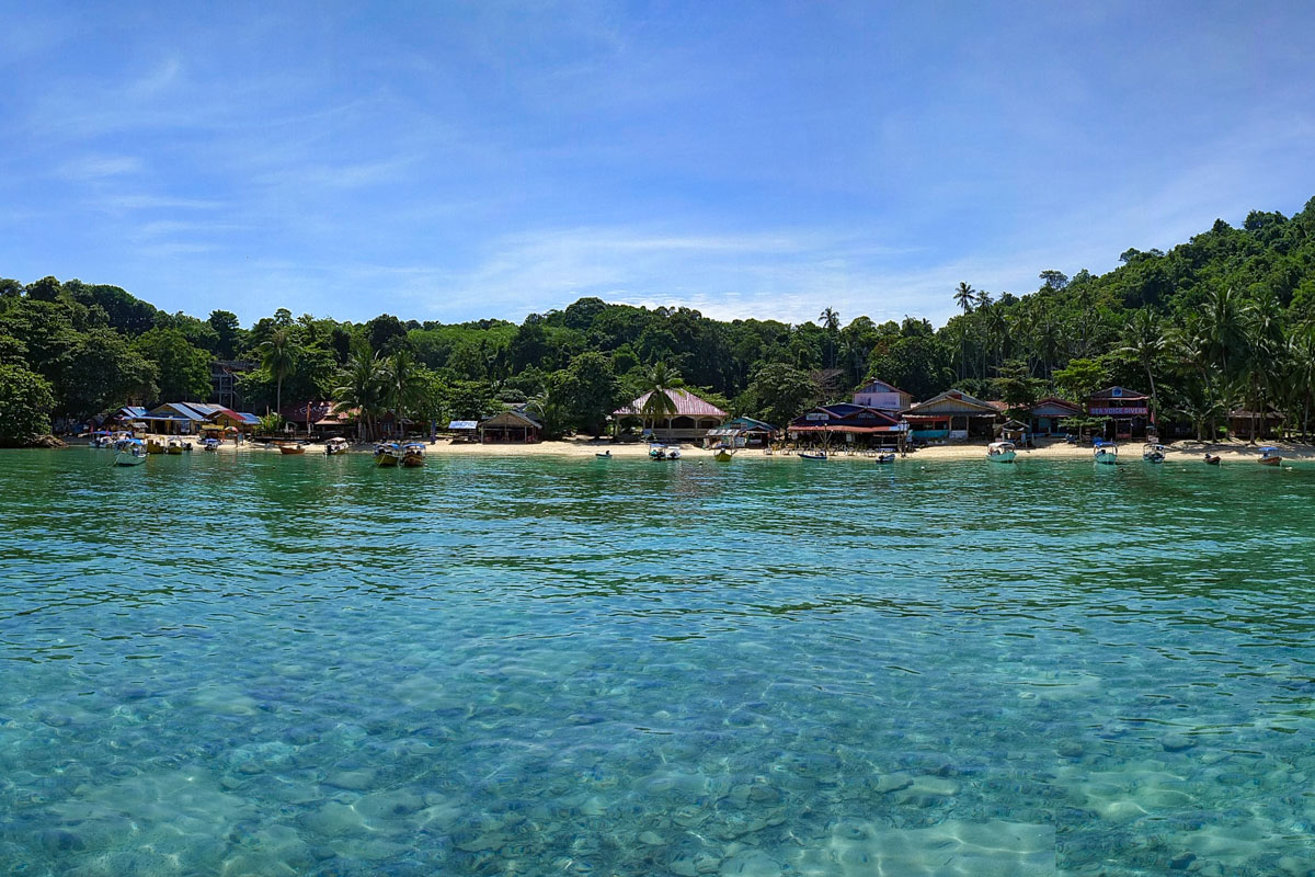 Perhentian Kecil - Places you must see in Peninsular Malaysia