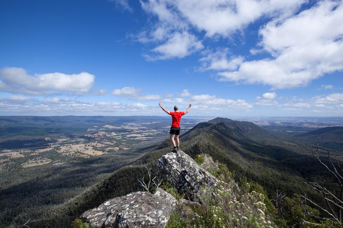 Sugarloaf Peak Views