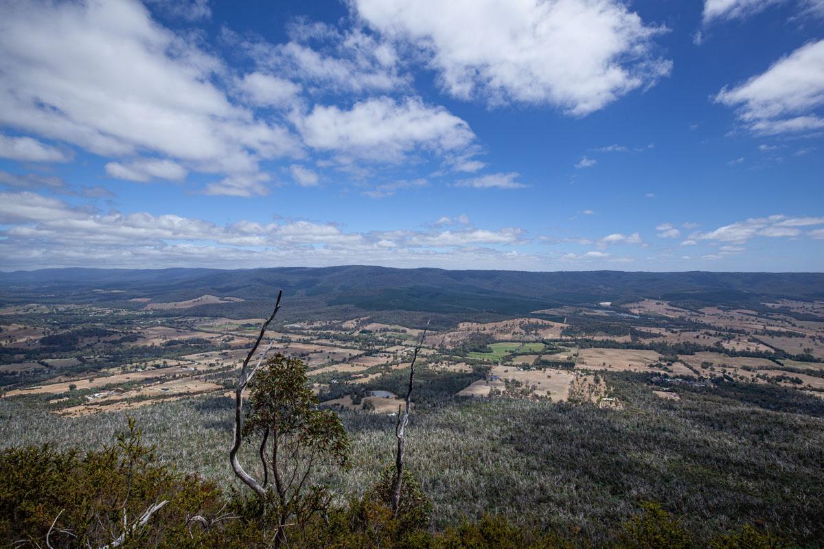 Cathedral Range - Ridgeline Circuit Ridge views