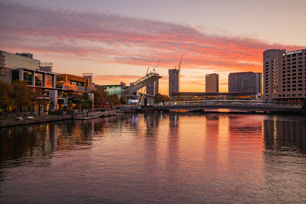 BEST SUNSET PHOTOGRAPHY SPOTS IN INNER-CITY MELBOURNE
