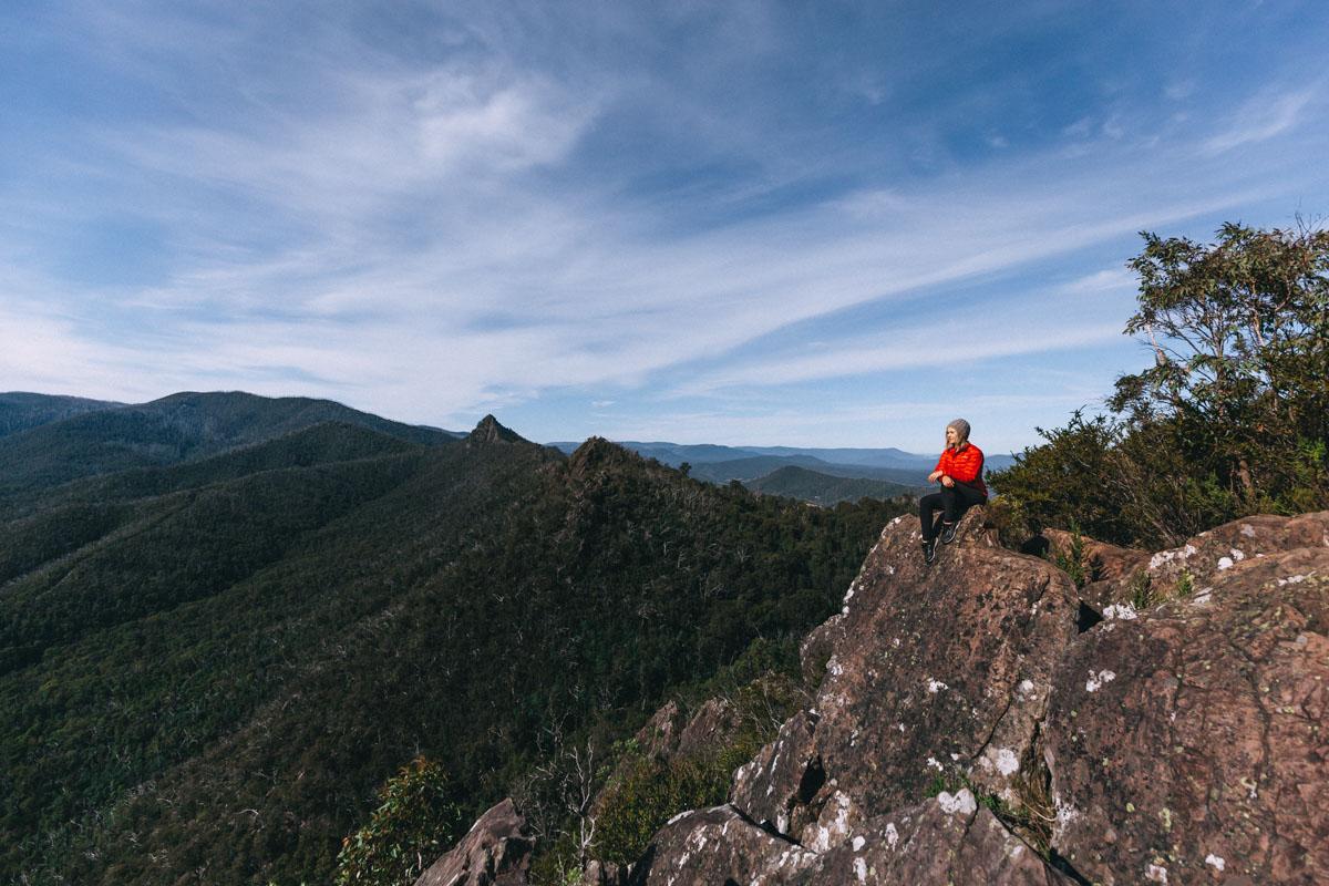 North Jawbone Peak - Cathedral Range
