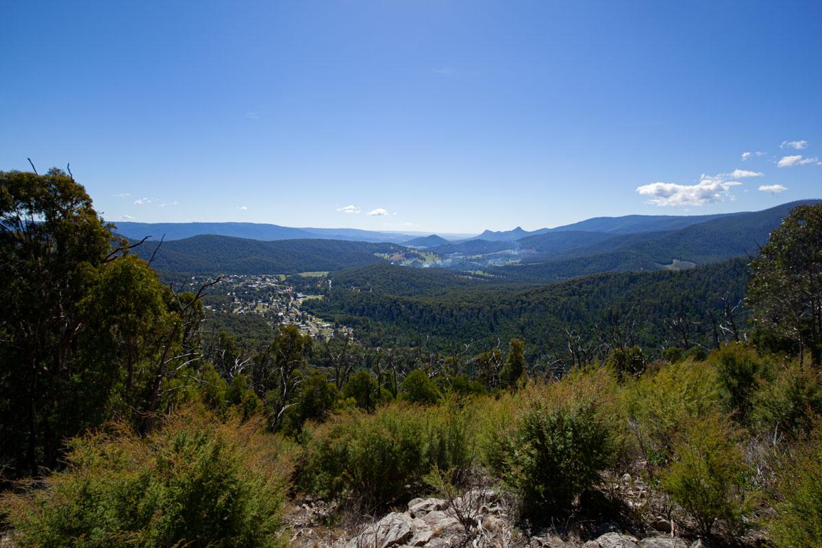 Keppel Lookout Trail - Del la Rue Lookout