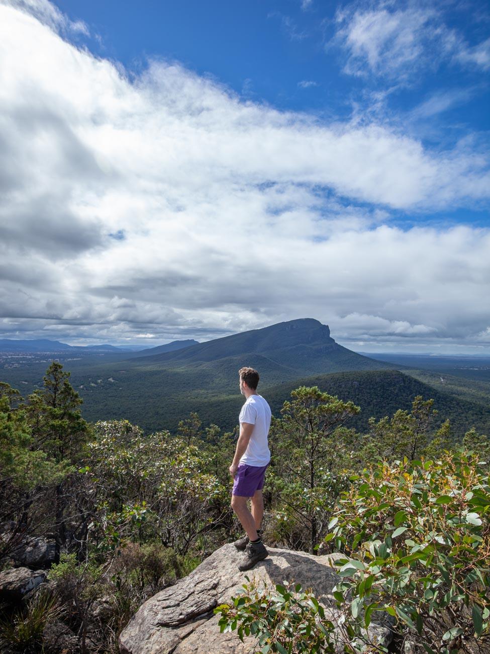 mount Sturgeon Viewpoint