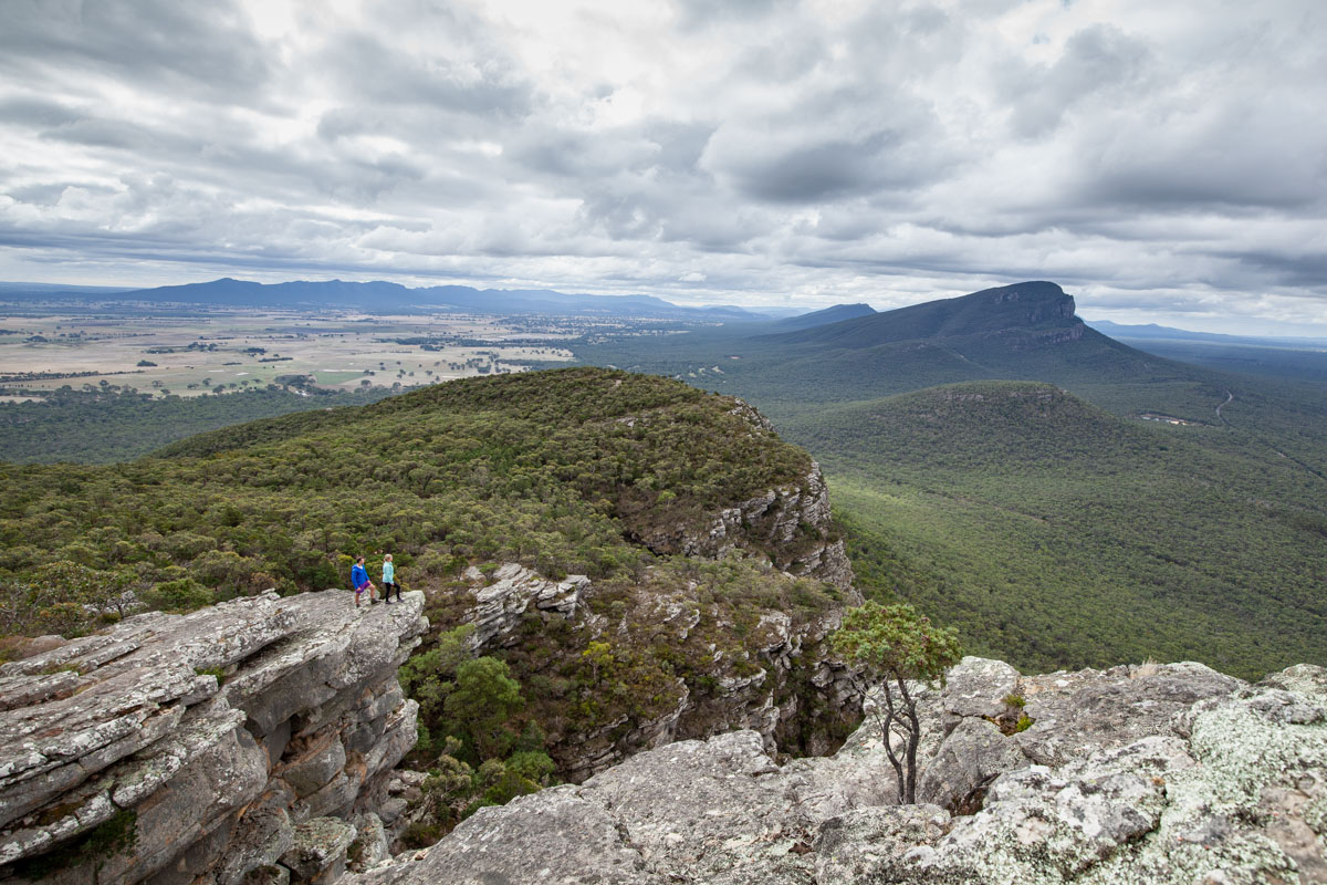 Views from Mount Sturgeon - Best Viewpoints of the Grampians