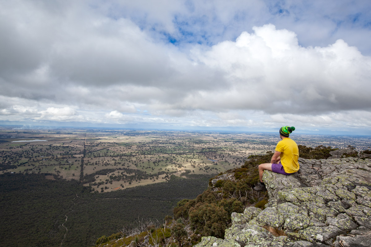 Views from Mount Abrupt - Best Viewpoints of the Grampians