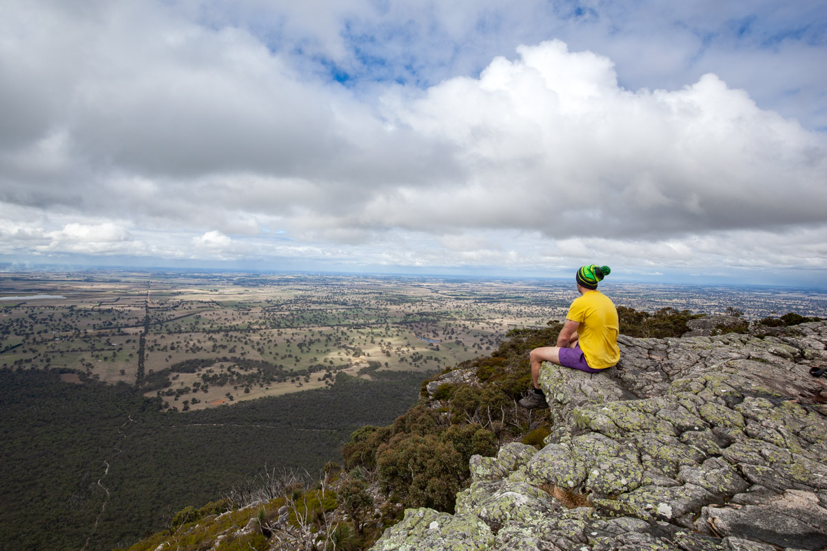 Hiking Mount Abrupt - - Walks & wildlife in the Southern Grampians
