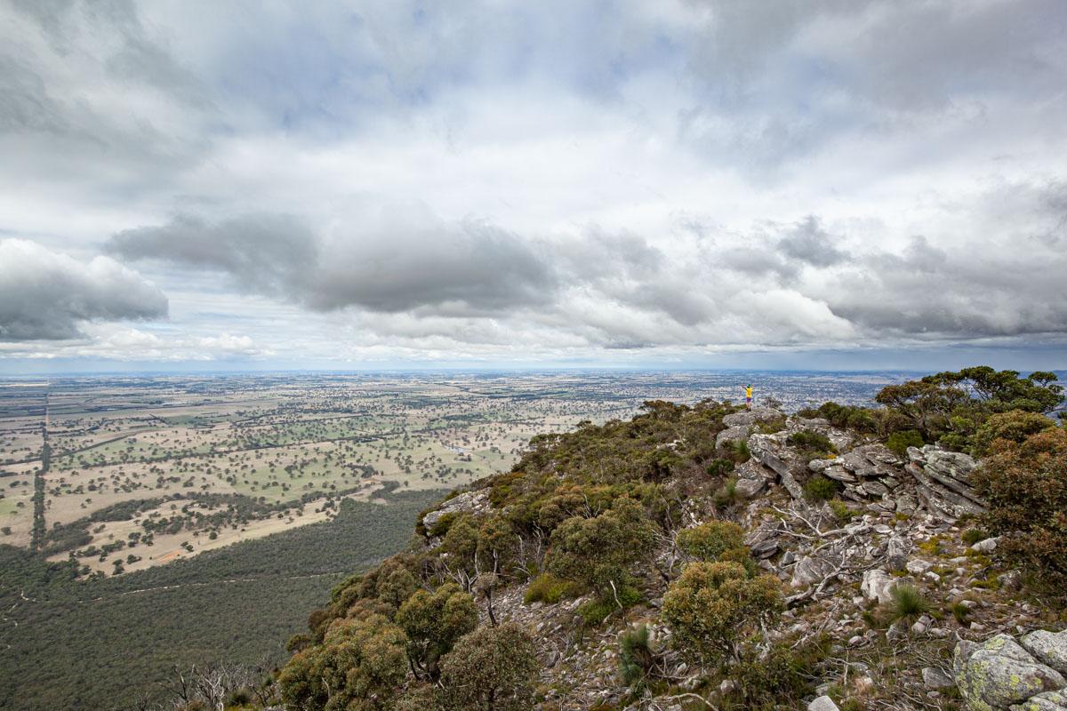 Mt Abrupt Views