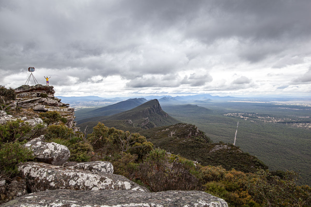 Mount Abrupt - Best Viewpoints of the Grampians